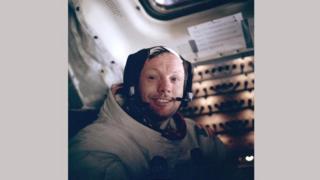 Армстронг після повернення з місяця