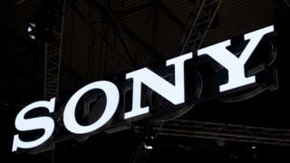 A Sony company logo