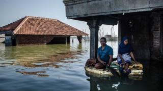 Pesisir Indonesia terancam tenggelam
