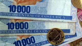 El gobierno de Costa Rica tiene problemas de liquidez para pagar servicios esenciales.