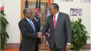 Rais Magufuli na mwenzake wa Kenya Uhuru Kenyatta ni miongoni mwa viongozi waliotuma rambirambi zao