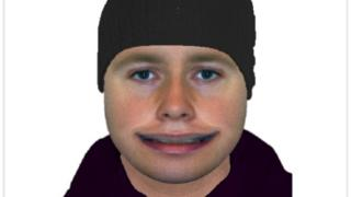 E-fit of distraction burglary suspect