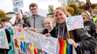 Glasgow 'Love Rally' for those who have experienced care