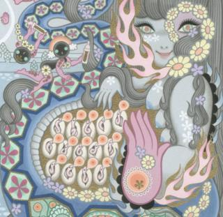 Ovum Snake Mother by Junko Mizuno