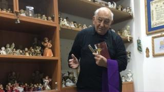 ンチェンツォ・タラボレッリ神父