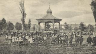 Govan bandstand