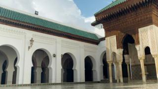 مدينة فاس المغربية العريقة