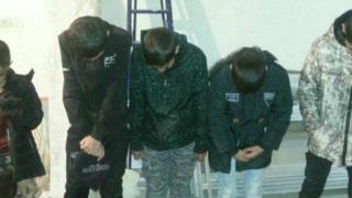 کودکان بازداشت شده