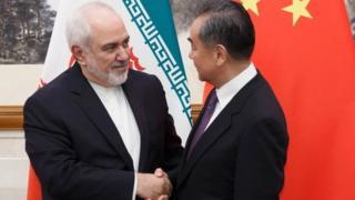 چین ایران