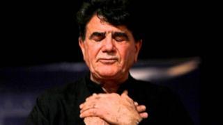 محمدرضا شجریان استاد آواز ایرانی از چهره های بسیار محبوب این کشور است