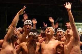 Saidaiji-eyo festival
