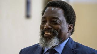 Bw Kabila Kinshasa 9 Desemba, 2018