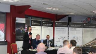 Launch of the consultation for the New Tees Crossing
