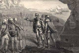 पुर्तगाली हमला