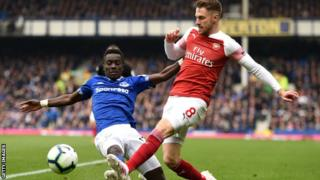 Gueye win more tackles pass any player for Premier League last season