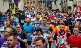 Great Birmingham 10K in 2019