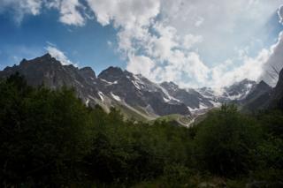 Эльбрус: акклиматизация