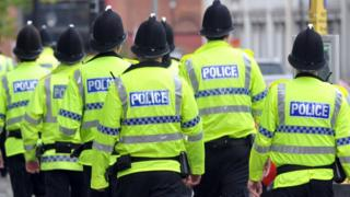 Officers from Greater Manchester Police