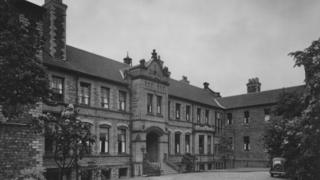 Royal School for the Blind Liverpool