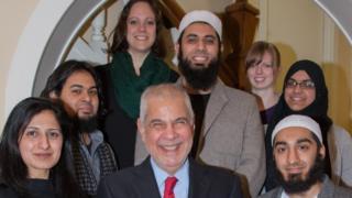 Yousef Abdul Latif Jameel and members