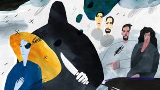 """Иллюстрация из доклада """"Правовой инициативы"""" об """"убийствах чести"""" на Северном Кавказе"""