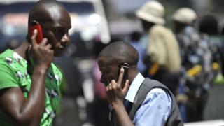 Kenya waa dalka ugu badan ee laga isticmaalo lacagaha telefoonnada gacanta