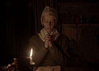 Kate Dickie in The Witch