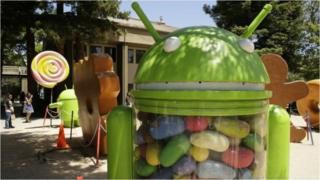 Android zirimwo KitKat na JellyBean nizo zikarirwa gusumba