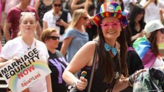 ऑस्ट्रेलियातील समलिंगी विवाह कायद्याचे समर्थक
