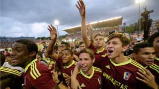Jugadores venezolanos