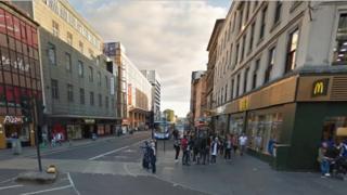 Jamaica Street in Glasgow