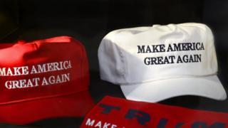 Make America Great Again hat