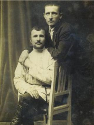 Petrograd'ın 'avam' eşcinselleri