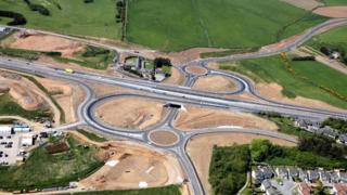Balmedie junction