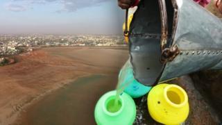 Индийский мегаполис остался без резервов воды.