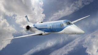 BMI Regional aircraft