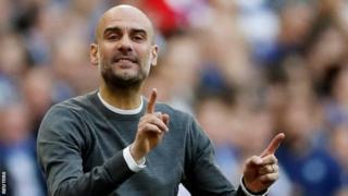 Meneja wa Manchester City Pep Guardiola anaangalia uwezekano wa kuchukua mapumziko ya muda
