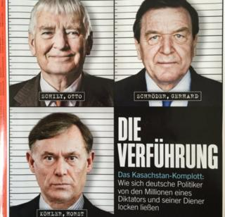 Spiegel front cover