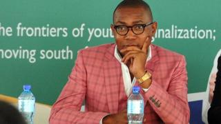 Deputy Education Minister Mduduzi Manana