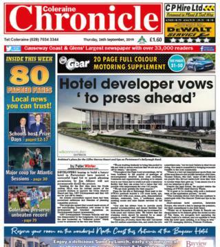 Coleraine Chronicle