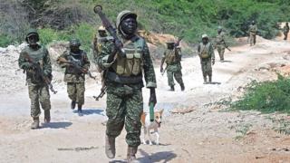 Les militaires ougandais ont été tués lors d'une embuscade menée dimanche par les islamistes somaliens shebab dans le sud du pays.
