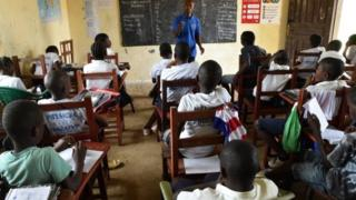 Report say na about 10.5 million pickin dem dey out of school.