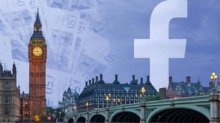 Fejsbuk grafika, London