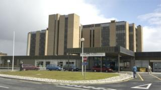 NHS Highland's Raigmore Hospital