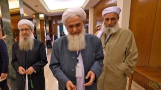 افغان عالمان