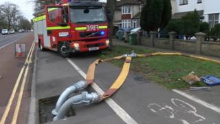 Botley Road pipes