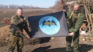 Виктор Агеев в армии