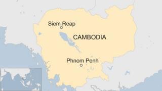 कम्बोडिया