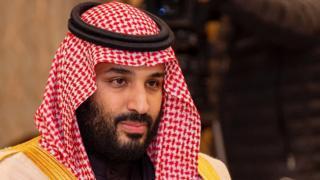 साउदी राजकुमार मोहम्मद बिन सलमान