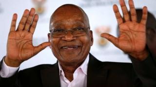 Zuma aponea shinikizo za kumtaka ajiuzulu